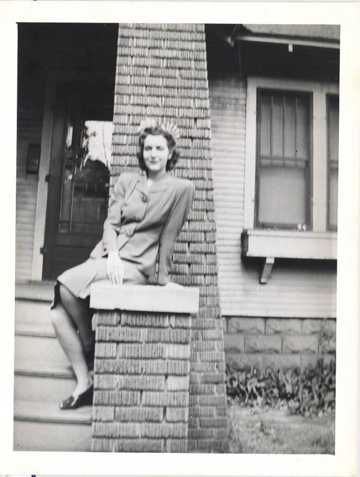 Letters To My Mother From WWII: April 2-12,1944