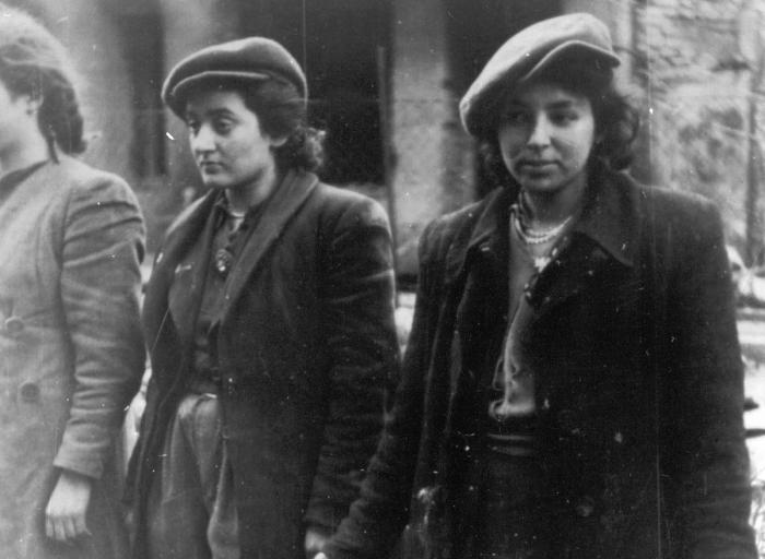 jewish resistance fighters